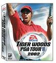 【中古】Tiger Woods PGA Tour 2002 (輸入版)