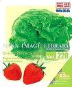 【中古】MIXA Image Library Vol.220 スーパーリアルイラスト 野菜・果実