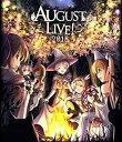 【中古】AUGUST LIVE! 2018 Blu-ray& DLCard