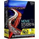 【中古】VEGAS Movie Studio 16 Suite(最新) Win対応
