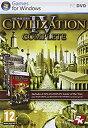 【中古】Sid Meier's Civilization IV: Complete (PC DVD)
