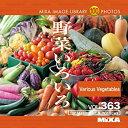 【中古】MIXA Image Library Vol.363 野菜いろいろ