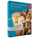 【中古】Adobe Photoshop Elements 13 乗換え・アップグレード版 Windows/Macintosh版(Elements 14への無償アップグレード対象商品 2015/12/24まで)