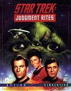 【中古】Star Trek: Judgment Rites (輸入版)