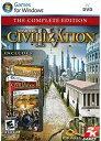 【中古】CIVILIZATION IV: The Complete Edition (輸入版)