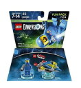 【中古】LEGO Movie Benny Fun Pack - LEGO Dimensions by Warner Home Video - Games [並行輸入品]