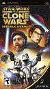 【中古】Star Wars the Clone Wars: Republic Heroes - Sony PSP by LucasArts [並行輸入品]