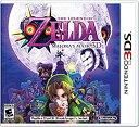 【中古】The Legend of Zelda: Majora's Mask 3D by Nintendo [並行輸入品]