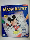 【中古】Disney Magic Artist Org (輸入版)