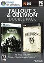 【中古】Fallout 3 & Oblivion Double Pack (輸入版:北米)