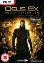 【中古】Deus Ex Human Revolution Limited Edition (PC) (輸入版)