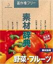 【中古】素材辞典 Vol.14 野菜・フルーツ編