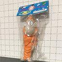 【中古】ゲゲゲの鬼太郎 ねずみ男 フィギュア ソフビ 水木しげる パイロットエース