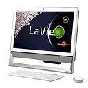 【中古】日本電気 LaVie Desk All-in-one - DA350/AAW ファインホワイト PC-DA350AAW