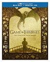 【中古】Game of Thrones: Season Five Blu-ray