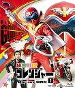 【中古】秘密戦隊ゴレンジャー Blu-ray BOX 1