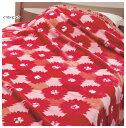 【西川リビング】【ボレリー】BO-055 秋冬寝具 毛布 もうふ ブランケット  かわいい 毛布人気 毛布西川 プレゼント 贈り物 あったか毛布 女の子 フラワー柄 花柄