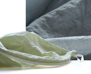 羽毛・羊毛・真綿の特長を最大限に生かすガーゼふとんカバー国産無添加エコテックス羽毛ふとんを知り尽くしたおめざめばざ〜るが作ったカバーは羽毛のパワーを最大限に引き出します国産無添加エコテックス