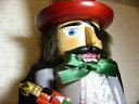 ショッピングドロッセル くるみ割り人形・ドロッセルマイヤー・ウルブリヒト工房(送料無料)【即日発送可能】
