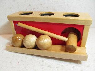 ノックアウト おもちゃ ハンマー ラッピング
