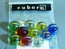 キュボロ(cuboro)用ビー玉10個