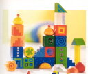 【あす楽対応】【送料無料】ハバ社積木ファンタジー ラッピング無料 ご出産祝い 木のおもちゃ 積み木 HABA FANTASIESTEINE