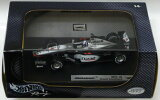ホットウィール 1/43 マクラーレン メルセデス MP4-16 David Coulthard