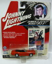Hot Wheels - JHONNY LIGHTNING ジェームス・ボンド007 1/64 '69 MERCURY COUGAR (ON HER MAJESTY'S SECRET SERVICEより)