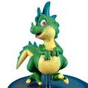 【中古】 スク エニ ドラゴンクエストモンスターズギャラリーmini ドラゴンの咆哮編 07.はしりトカゲ(緑)