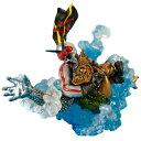 【中古】 バンダイ 仮面ライダーイマジネイション 海中の戦い(仮面ライダーX VS ネプチューン)