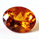 【宝石・ルース】【強蛍光】素晴らしい輝き こはく・アンバー Amber 3.68ct【おもしろ宝石】