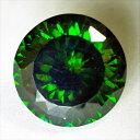 【店長お勧め】【宝石・ルース】【レアストーン】高品質 グリーン スファレライト(ジンクブレンド/閃亜鉛鉱) Bulgarian Green Sphalerite 24.63ct 【大粒】