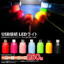 《モバイルバッテリーと同時購入で》USB接続 LEDミニライ...