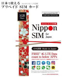 日本で使える プリペイド SIM カード 人気アプリ使い