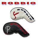Roddio (ロッディオ) アイアン用ヘッドカバー 8個セット
