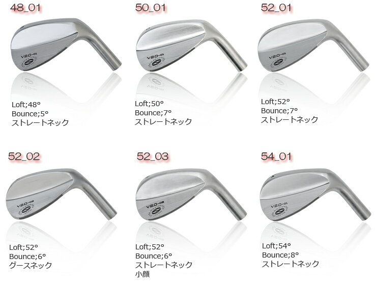 【カスタムオーダー】MasterPiece V2.0 Wedge+NSPRO MODUS3 125 Zodia