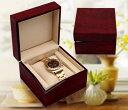 楽天ONE DAY ONE STYLE腕時計ケース 収納ケース ウォッチボックス 木製 上品 腕時計 時計 ケース インテリア 展示 ディスプレイ コレクション 防塵