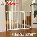 突っ張りペットゲートドア付き JPG-665T【高さ66cm...