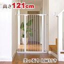 突っ張りペットゲートドア付き JPG-612T【高さ121c...