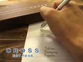 CROSS クロス テックスリー ボールペン+シャープペンシル サテンクローム AT0090-5【ネコポス不可】
