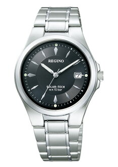 Citizen Ragno men's watches solar TEC black dial RS25-0534B