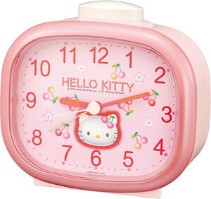 Citizen rhythm sanrio hello kitty alarm clock hello kitty R418 4RA418MJ13