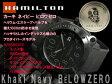 ハミルトン HAMILTON カーキ ネイビー ビロウゼロ H78585333 腕時計 ネコポス不可