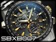 【SEIKO ASTRON】セイコー アストロン 第二世代 ソーラー GPS クロノグラフ メンズ 腕時計 コンフォテックスチタン SBXB007