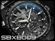 【SEIKO ASTRON】セイコー アストロン 第二世代 ソーラー GPS クロノグラフ メンズ 腕時計 SBXB009