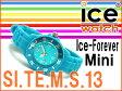 【商品レビューで3年保証】【ICE-WATCH】アイスウォッチ アイスフォーエバーミニ レディース 腕時計 ティール SITEMS【正規品】【送料無料】【ネコポス不可】