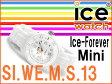 【商品レビューで3年保証】【ICE-WATCH】アイスウォッチ アイスフォーエバーミニ レディース 腕時計 ホワイト SIWEMS【正規品】【送料無料】【ネコポス不可】