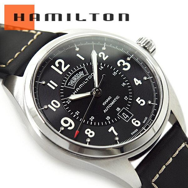 ハミルトン HAMILTON カーキ フィールド オート デイデイト H70505733 腕時計 ネコポス【】 送料無料  HAMILTON ハミルトン カーキ フィールド オート デイデイト メンズ 腕時計 H70505733