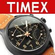 タイメックス T-SERIES インテリジェントクオーツ レーシングフライバック 腕時計 T2N700【あす楽】
