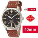 【3年保証】タイメックス TIMEX ウォーターベリー レッドウィング Waterbury Red Wing Shoe Leather 腕時計 メンズ TW2P84000 正規品 送料無料